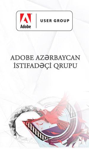 Adobe Azərbaycan İstifadəçi Qrupu